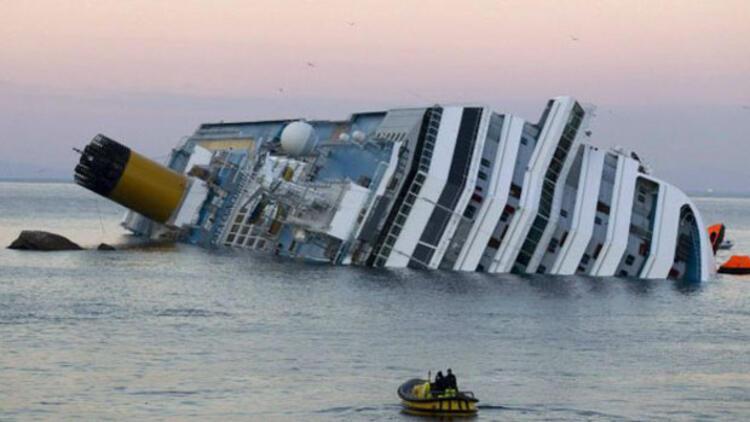 Batan Concordia gemisinin kaptanı: Aynısını yine yaparım