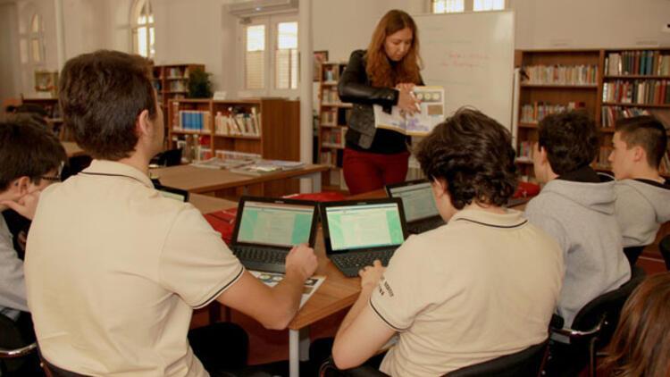 Öğrencilere 'Dijital Okul Çantası'