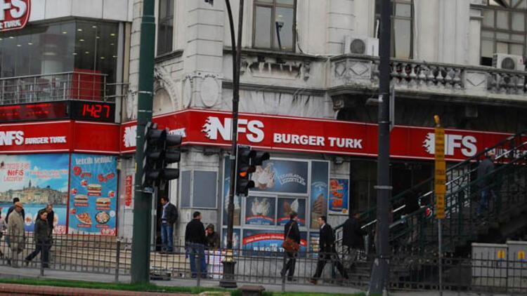 Mahkeme bu 'Burger'i yemedi