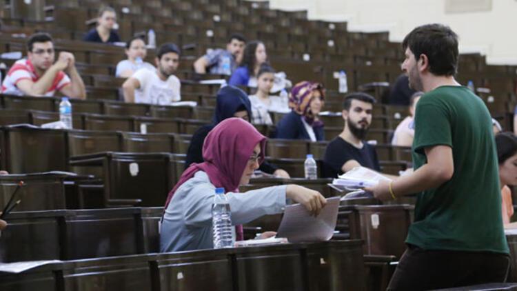 Üniversite tercihleri 7 Temmuz'da alınmaya başlanacak