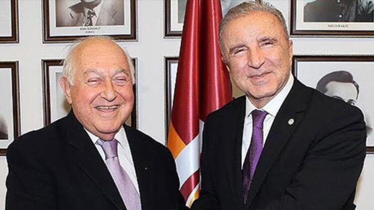 Galatasaray'da Aysal operasyonu