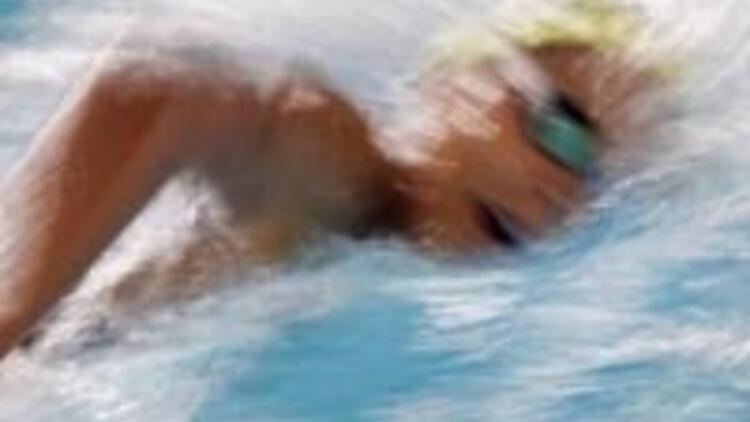 Ünlü yüzücüler Antalya'da