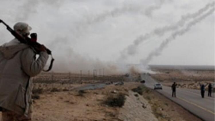 Libyalı isyancılardan Türkiye'ye ağır suçlama