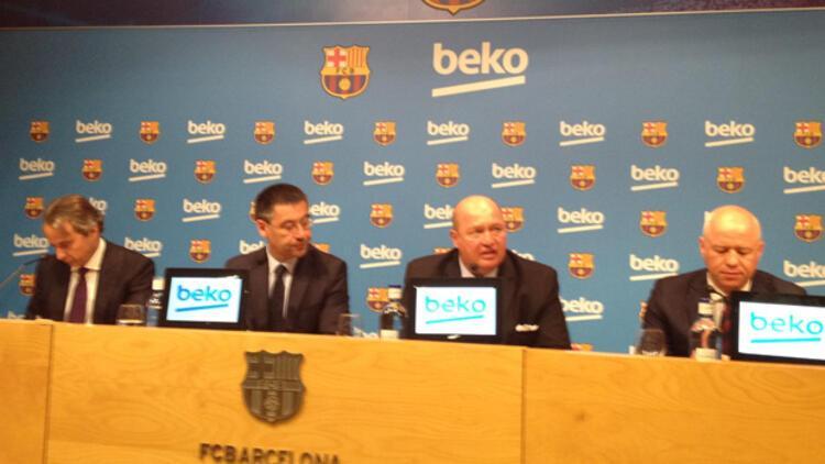 Beko Barcelona'ya sponsor oldu