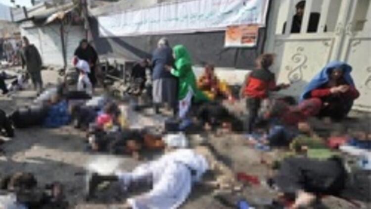 Afganistan kan gölü: 58 ölü