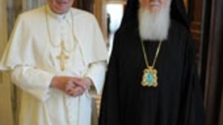 Vatikan'da birlik beraberlik