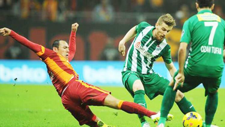 Galatasaray 2 - 2 Bursaspor