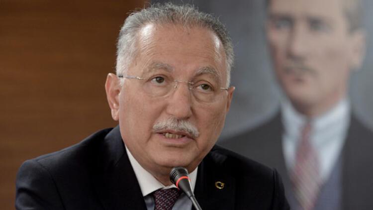 DYP, Ekmeleddin İhsanoğlu'ndan desteğini çekti