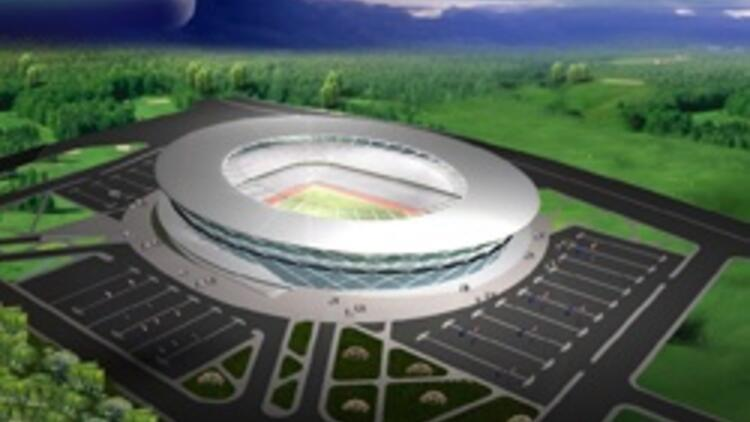 TOKİ'den Sakarya'ya yeni stadyum