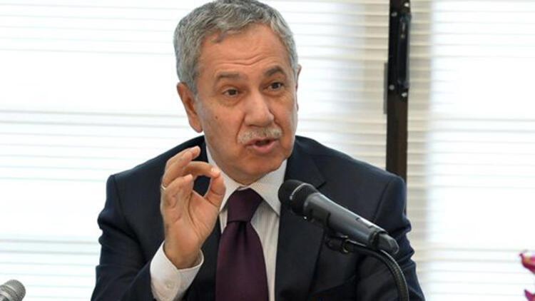 Arınç'tan Yalçın Akdoğan ve tweet eleştirisi