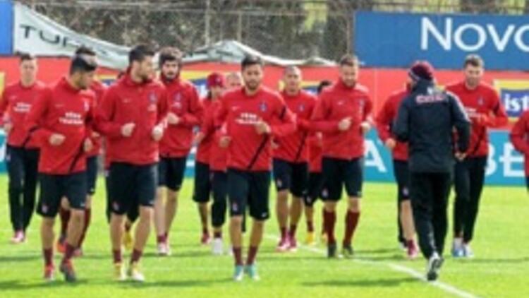 Trabzonspor'dan Aday'ya dostluk seferi