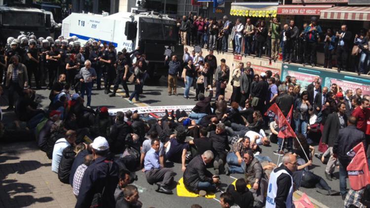 Tüm Türkiye'den Soma eylemleri