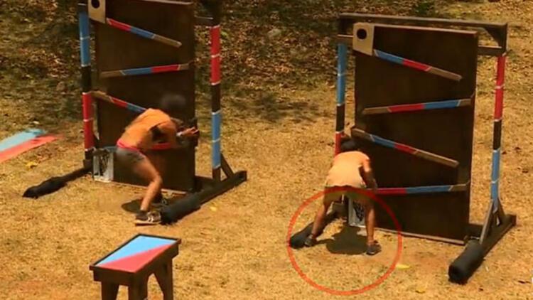 Serenay diskalifiye oldu! | Survivor All Star izle