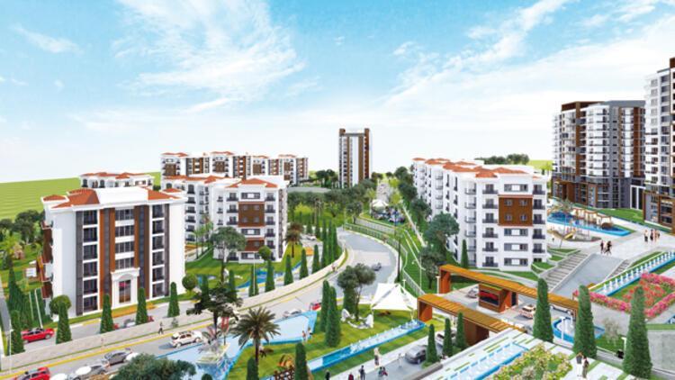 Mahalle hayatına 550 milyon yatırım