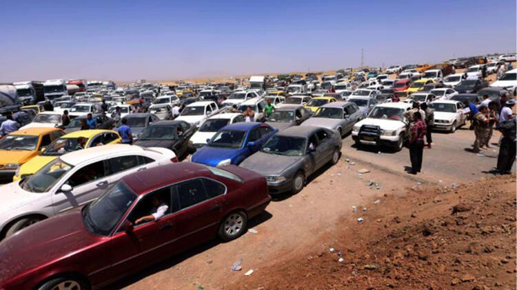 IŞİD Musul'da kontrolü ele geçirdi