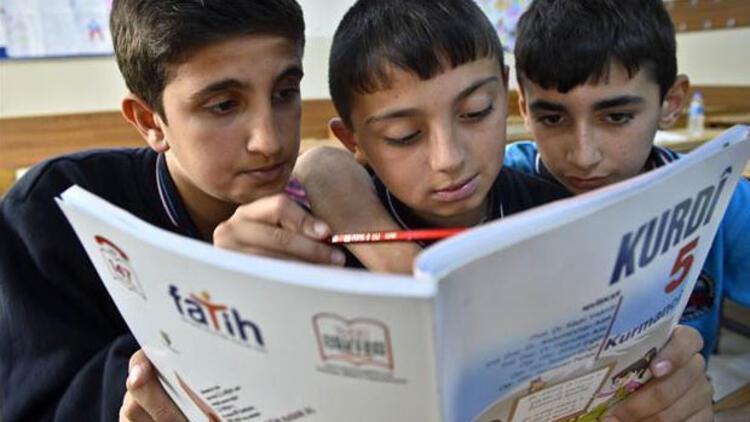 Yaşayan diller ve lehçeler dersini 85 bin öğrenci seçti