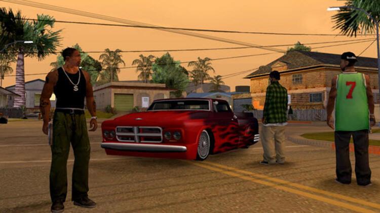 Bir kez daha GTA: San Andreas zamanı - Teknoloji Haberleri