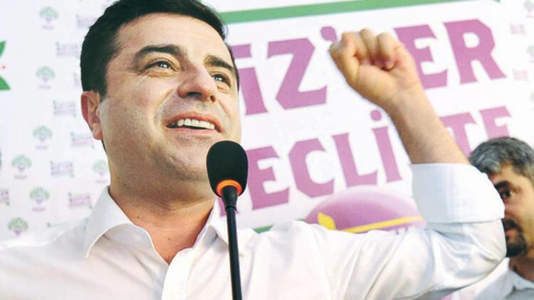 HDP Eş Genel Başkanı Selahattin Demirtaş: Davutoğlu istifa etsin