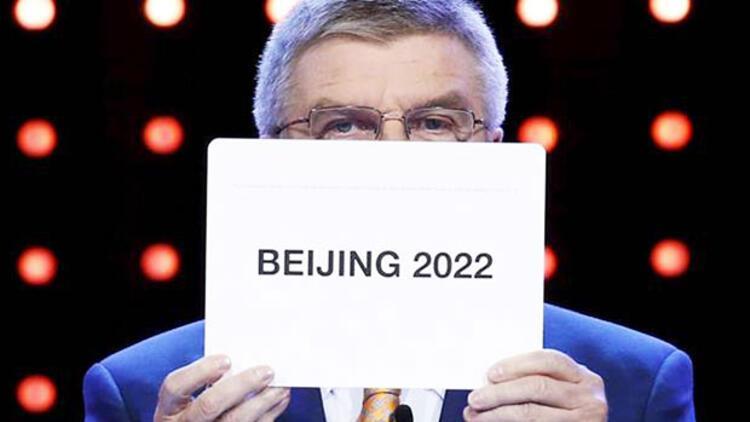 Pekin 2022 Kış Olimpiyat Oyunları oylamasını kazandı