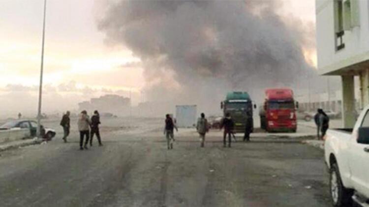 Kahire IŞİD'i vurdu