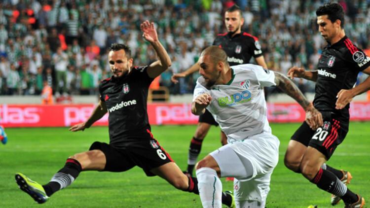 Bursaspor Beşiktaş maçı genel bakış