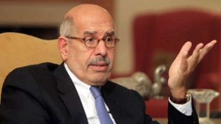 El Baradey Kanlı Pazartesi için soruşturma istedi