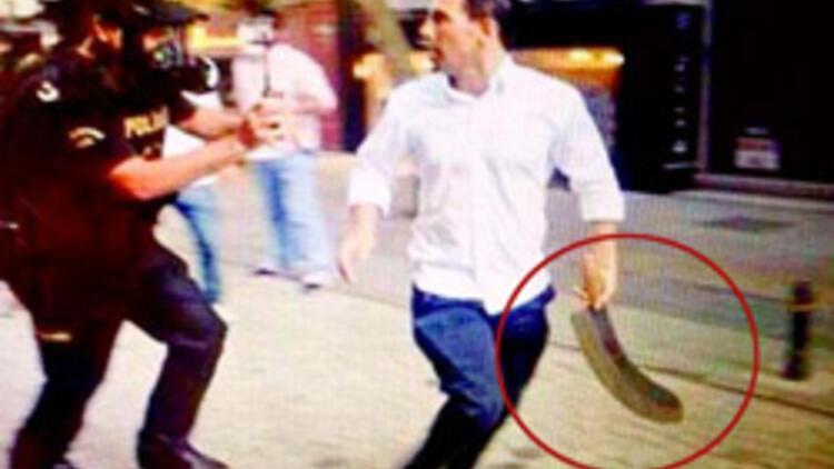 CHP'den Barbaros Şansal'a 'palalı' yanıtı
