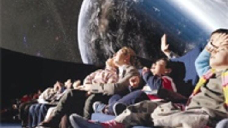 İTK Gezegenevi'ne bilimadamı övgüsü