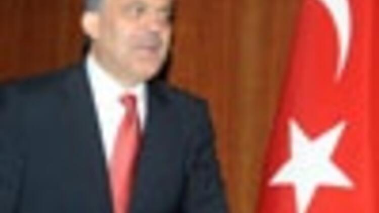 Turkish President Gul denounces Israeli attacks on Gaza