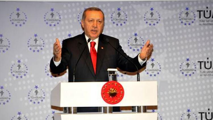 Cumhurbaşkanı Erdoğan'dan faiz-enflasyon açıklaması