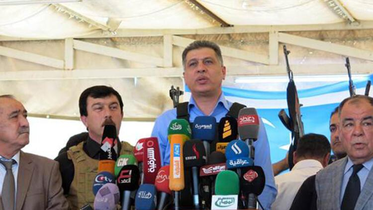 Irak'taki Türkmenler silahlanıyor