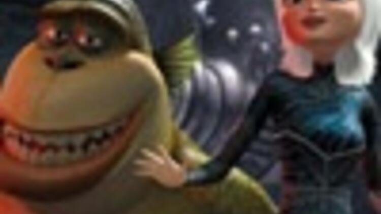 Monsters Vs Aliens Has High Energy Humor Son Dakika Haberleri