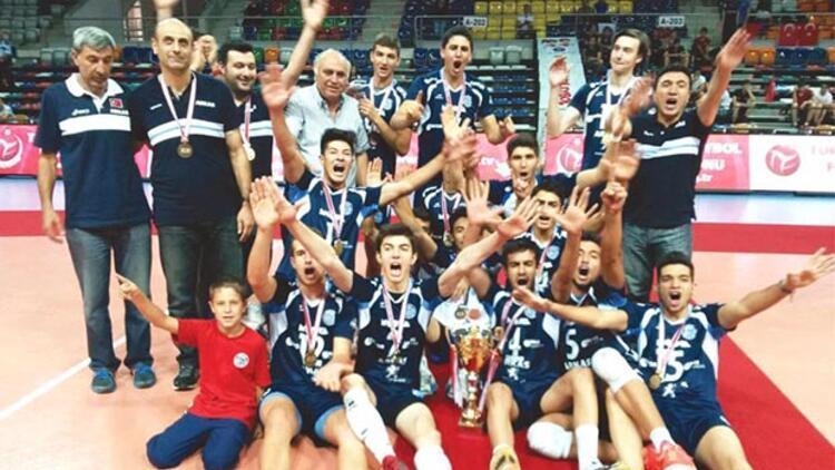 Arkasspor şampiyon 3-1