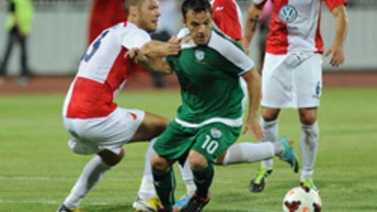Vojvodino 2 - 2 Bursaspor