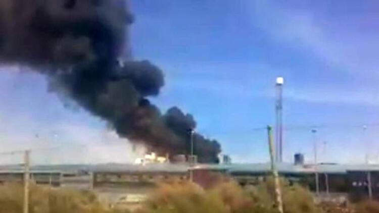 Türkiye için üretilen askeri nakliye uçağı İspanya'da düştü: 4 ölü
