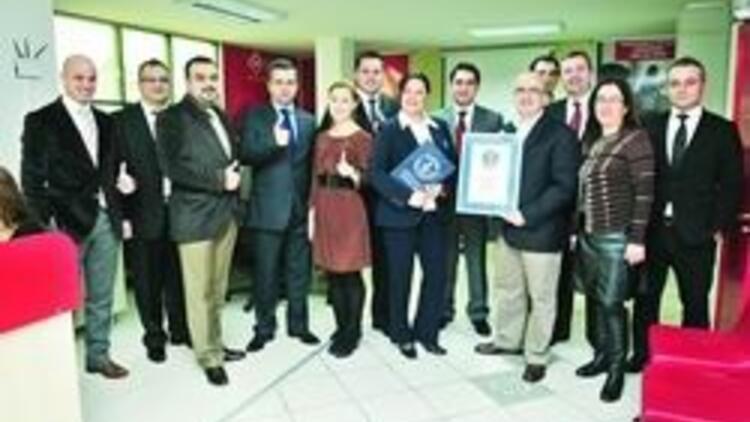 Vodafone, Guinness Rekorlar Kitabında