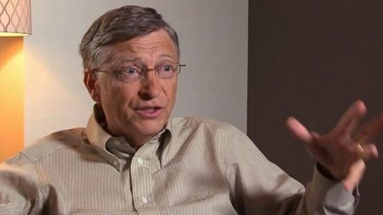 Microsoft gizli silahı Bill Gates!