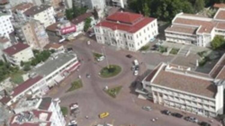 Sinop şehir merkezinde 14 yıldır trafik ışığı yok