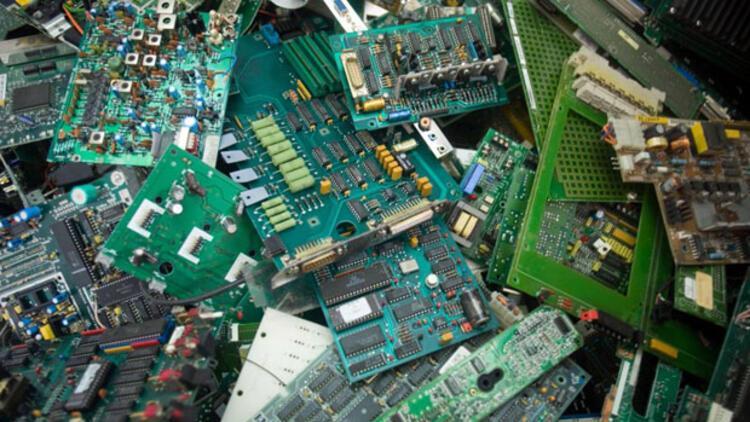 Türkiye elektronik atıkta dünya 17ncisi