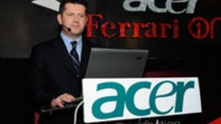 Acer'ın Ferrari'si kullanıma hazır