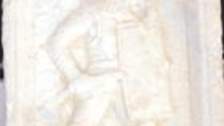 Gladyatörlerin mezar taşları sergileniyor