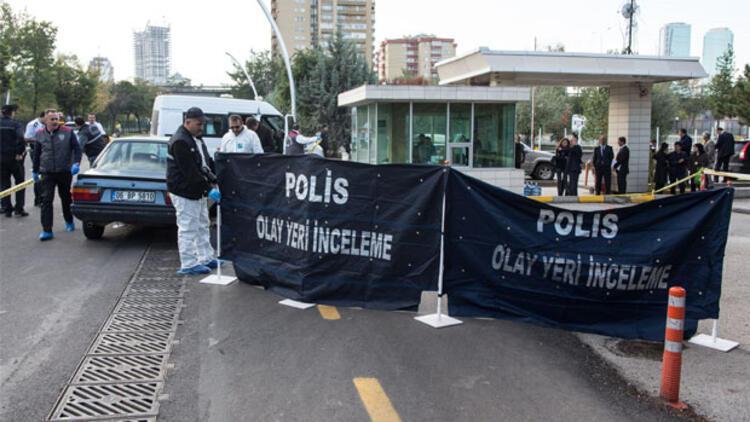 TOBB Üniversitesi'nin önünde kıskançlık cinayeti