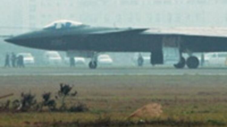 Çin'in hayalet uçağı ABD teknolojisine sahip olabilir