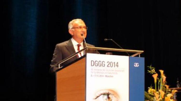 Türk bilim adamına Almanya'dan onursal üyelik