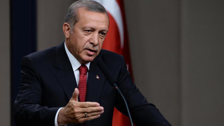"""Cumhurbaşkanı Erdoğan: """"PYD bizim için PKK ile eştir"""""""