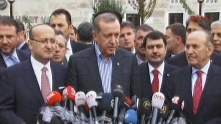 Erdoğan: Biden bunu söylediyse benim için tarih olur