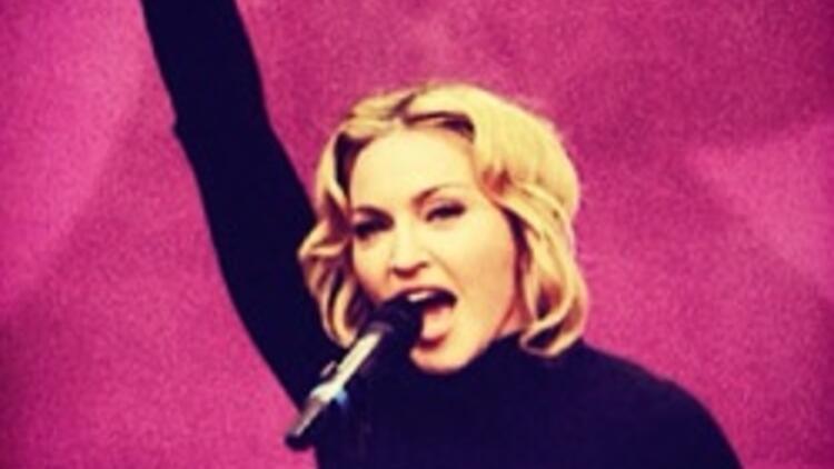 Madonna, Tilda Swinton, Moby ve Miranda Kerr'den Gezi Parkı eylemlerine dev destek