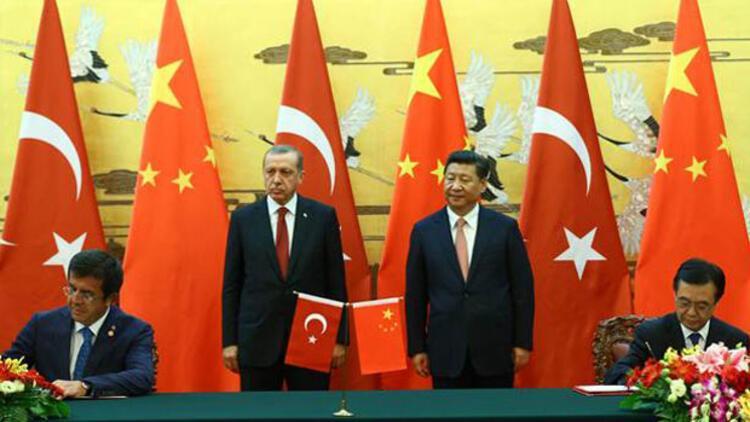 Cumhurbaşkanı Erdoğan'ndan Çin'e 'Uygur' mesajı