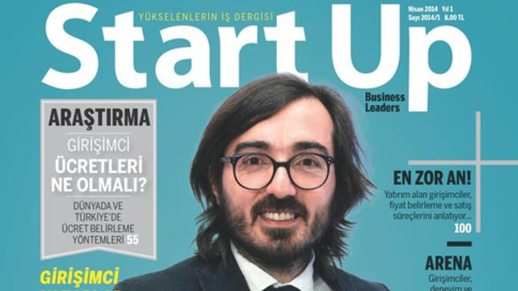 Girişimciler için yeni bir dergi geliyor
