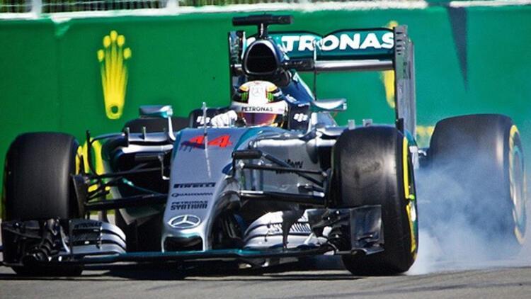 Hamilton'dan sezonun 4. galibiyeti